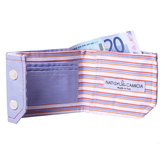 Wallet - Nati con la camicia