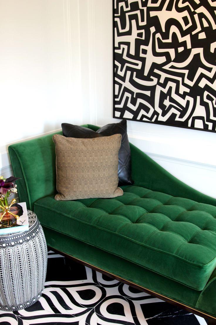 Emerald Green Decor