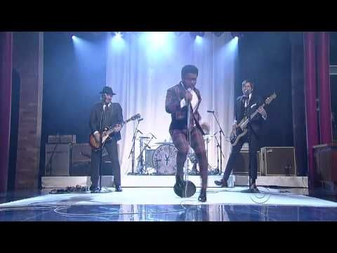 ▶ Vintage Trouble - Late Show with David Letterman performance - YouTube