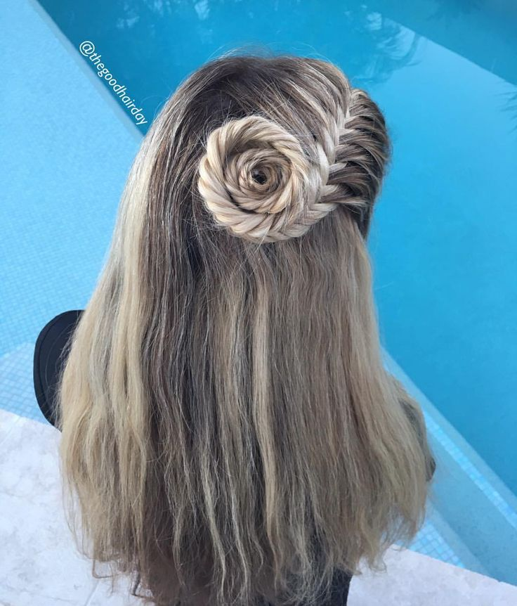 17 Best Ideas About French Fishtail On Pinterest