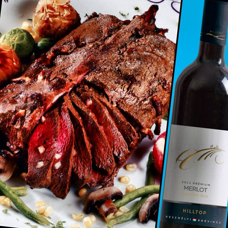 Delicious Food with Selected Wine! - all in the fixed price!  http://www.trofeagrill.net/index.php?page=17&lang=hu