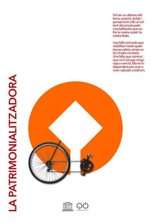 @FallesPopulars #PATRIMONEY obrim el debat públic #fallesUNESCO a @culturplaza | X ANIVERSARI ★ valldigna.cat