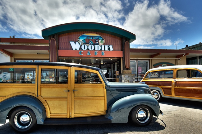 Woodies Cafe Santa Cruz Ca
