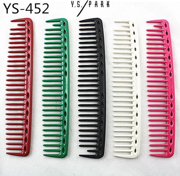 Новый ys парк ys стрижка расческа парикмахерская расческа япония Ys парк точность гребень бесплатная доставка