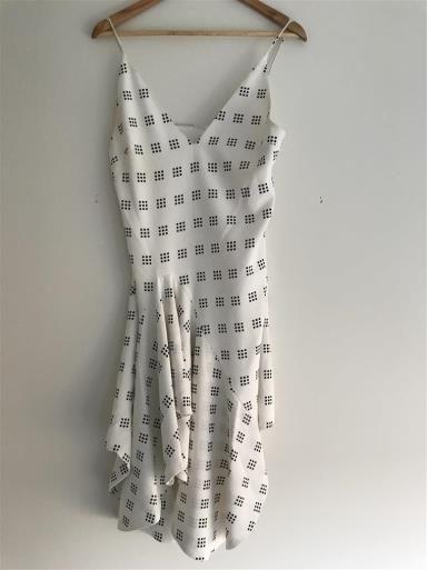 $40 Ruffle dress