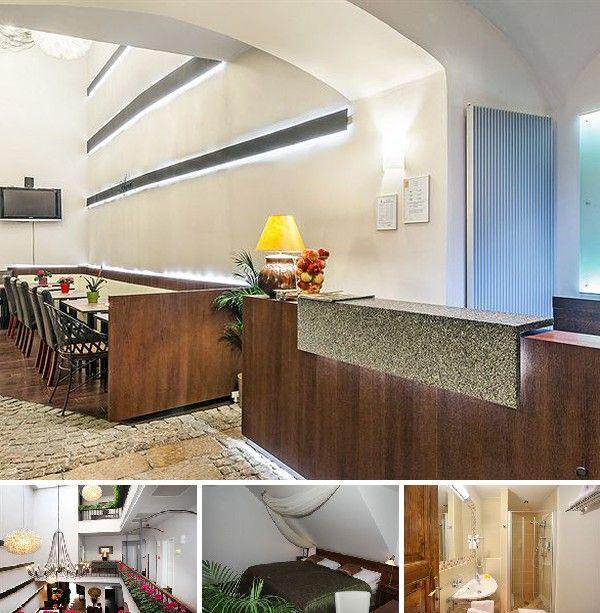 Este hotel está situado en el corazón de Praga, a solo 500 m de la Ciudad Vieja, el puente de Carlos, la plaza Wenceslao, y a 100 m de tiendas. El aeropuerto está a 15 km y el hotel ofrece servicio de traslado.
