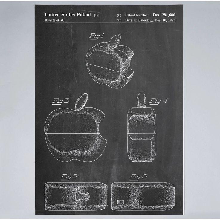 Apple Logo - Print