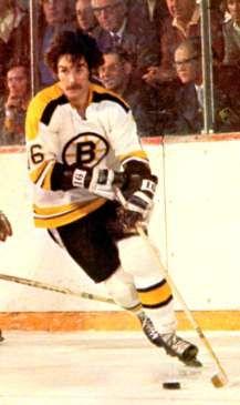 Derek Sanderson - Boston Bruins