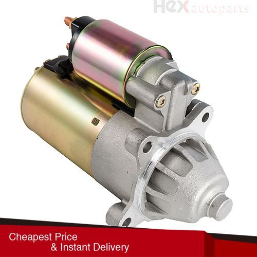 Hex AutoParts- New Starter for Ford Expedition F-250 F250 E-150 E-250 E-350 Mustang 4.6L 3267