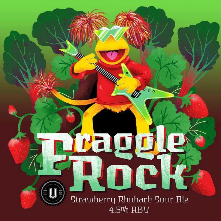 Union - Fraggle Rock  http://www.beer-pedia.com/index.php/news/19-global/4839-union-fraggle-rock  #beerpedia #unioncraft #fragglerock #sourale #beerblog #beernews #newrelease #newlabel #craftbeer #μπύρα #beer #bier #biere #birra #cerveza #pivo #alus