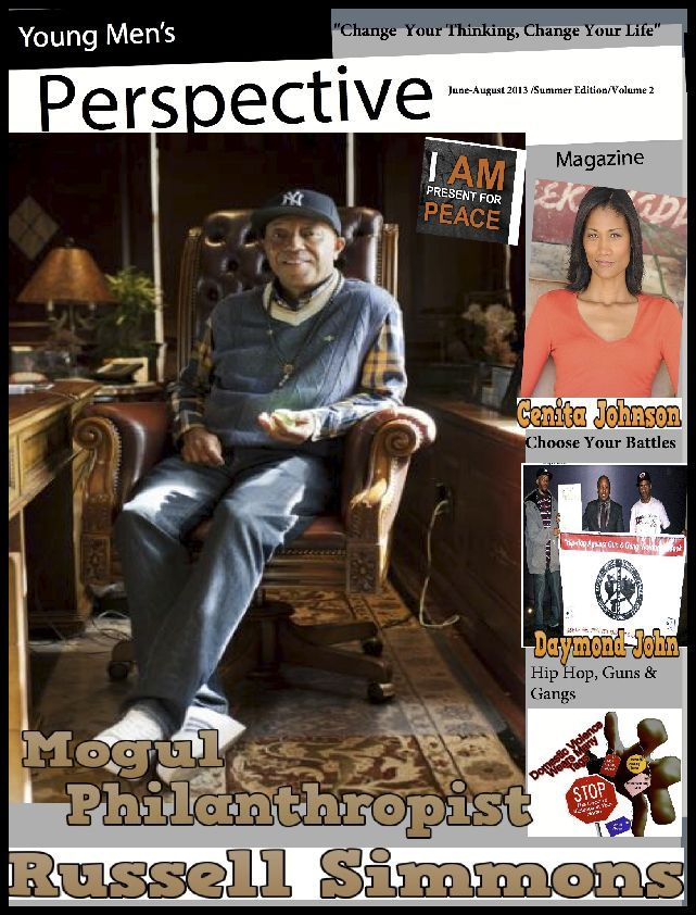 Online Magazine for Black Youth.