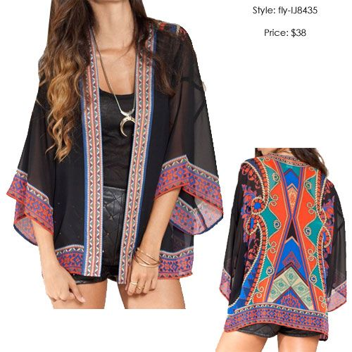 72 best kimono cardigan images on Pinterest | Kimono cardigan ...