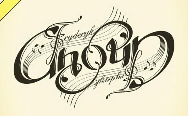 chopin ambigram 53