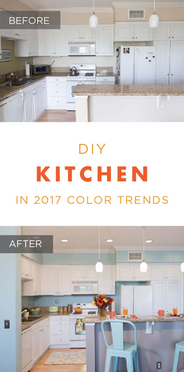 Using 2017 Color Curs To Update Your Room