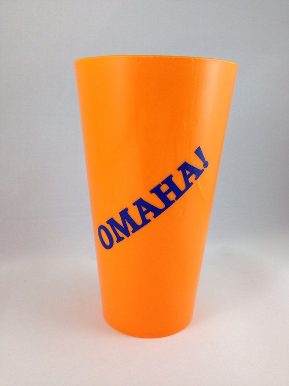 Denver Broncos Super Bowl XLVIII Cup: Quit Peyton Manning Omaha Plastic Cup on Etsy, $8.00