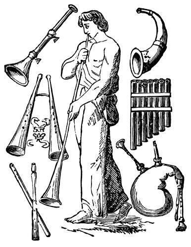 Ancient Greek Musical Instruments