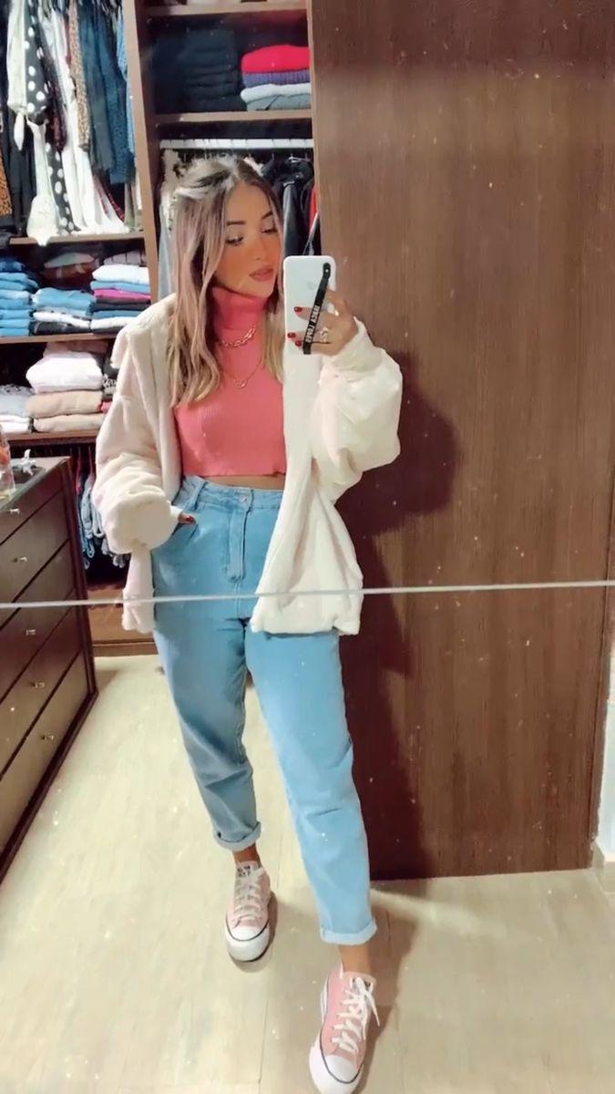 Cute Girl Photo, Girl Photos, Plus Size Fashion, Cute Girls, Casual, Mom Jeans, Style Inspiration, Womens Fashion, Pants