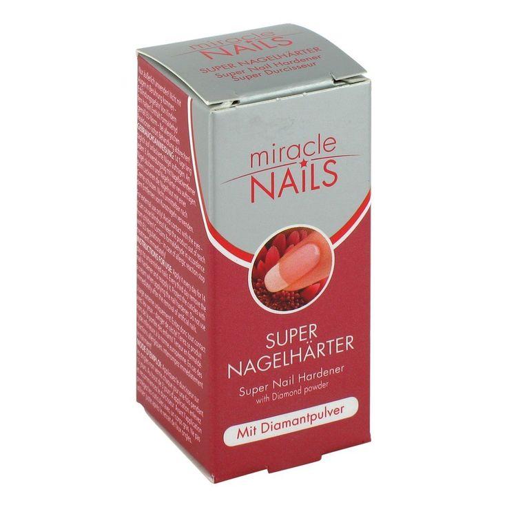 MIRACLE Nails Super Nagelhärter 8 Milliliter online bestellen - medpex Versandapotheke
