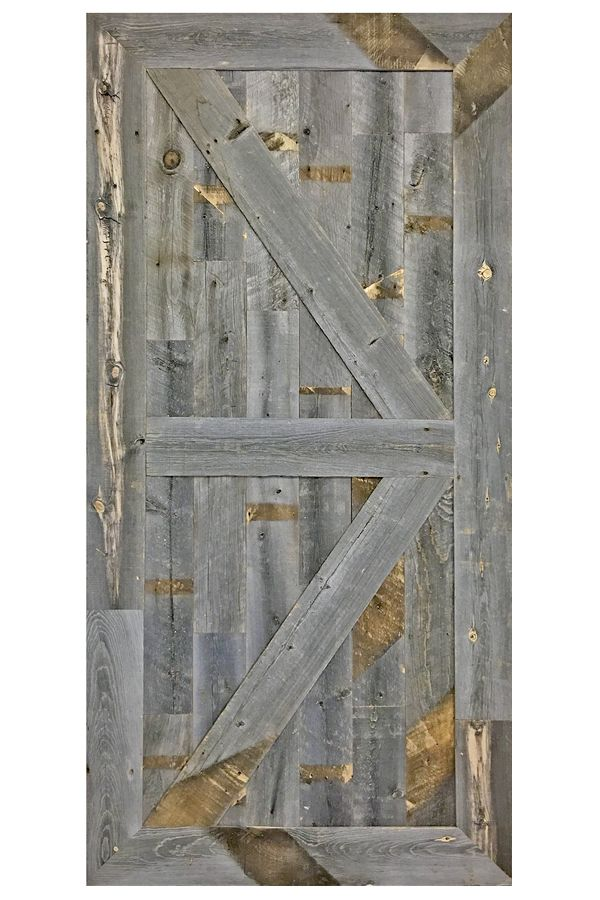 Made To Order Barn Doors Using Recycled Boards From Wyoming Snow Fence Reclaimedwood Barndoors Reclaimed Wood Siding Wood Siding Reclaimed Wood
