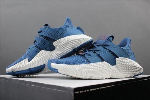 Fashion Adidas Sneakers Prophere Indigo Blue White CQ3028