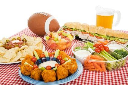 Cinq astuces pour des grignotines plus santé les soirs de match | IGA