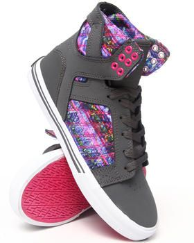 Buy Skytop Multi-Colored Molin Print Sneakers Women's Footwear from Supra. Find Supra fashions & more at DrJays.com