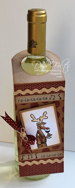 Christmas Spirit(s) by debdeb - Cards and Paper Crafts at Splitcoaststampers