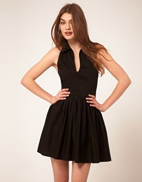 Enlarge ASOS Summer Dress With Collar