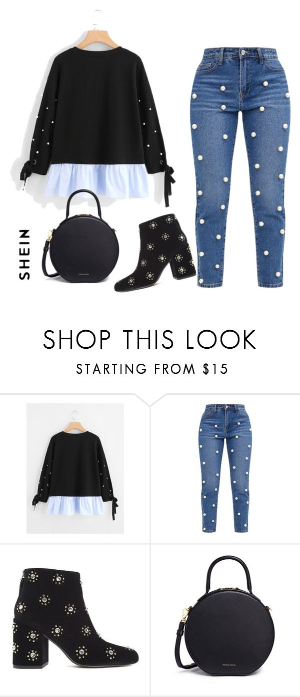"""""""Untitled #52"""" by nihanbr ❤ liked on Polyvore featuring Senso and Mansur Gavriel"""