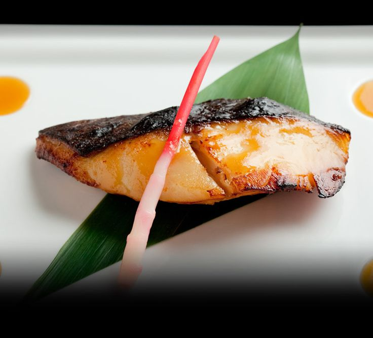Nobu Berkely, London. If someone else is paying, GO! The black cod is as good as everyone says it is.