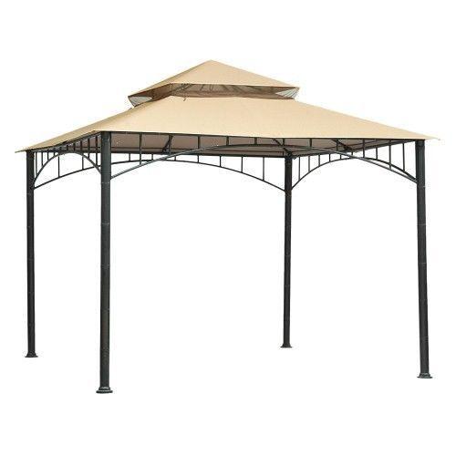 Threshold™ Madaga 10u0027 x 10u0027 Replacement Gazebo Canopy - Cream  sc 1 st  Pinterest & 11 best Gazebo Canopy images on Pinterest | Gazebo canopy ...