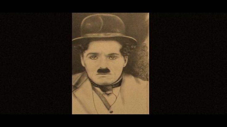 The Kid - Il monello Charlie Chaplin - disegno / drawing