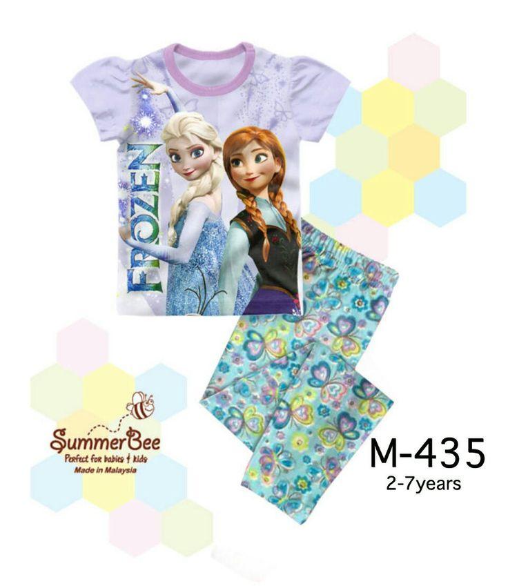 Ija baru je masukkan Pijamas Frozen (M... ke dlm katalog. Cantik kan? :)  KLIK: http://www.kineticcube.com.my/products/pijamas-frozen-m-435?utm_campaign=social_autopilot&utm_source=pin&utm_medium=pin