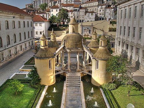 Jardim da Manga,Coimbra