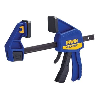 Irwin Tools QUICK-GRIP® 6-in Medium-Duty One-Handed Bar Clamp