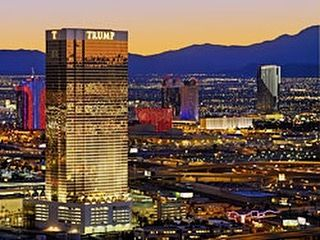 Donald Trumps Las Vegas Trump International Hotel was built with Chinese steel via a holding company in the British Virgin Islands.  The new tariffs on steel and aluminum would have impacted that. But he did it to counter the cost to get steel into Nevada.