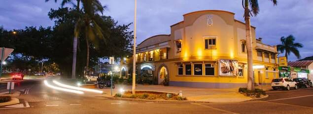 Seaview Hotel, Townsville