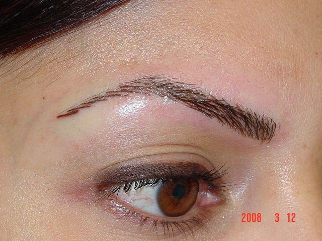 Tattoo Above Eyebrow Meaning: 48 Best Eyebrow / Eyelining Tattoos Images On Pinterest