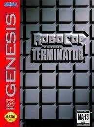 Complete RoboCop VS. Terminator - Genesis