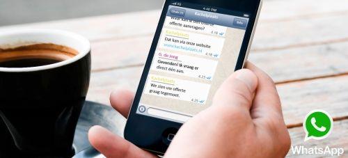 Voor Kachelplaats.nl succesvol een nieuw verkoop en servicekanaal gelanceerd. #Whatsapp
