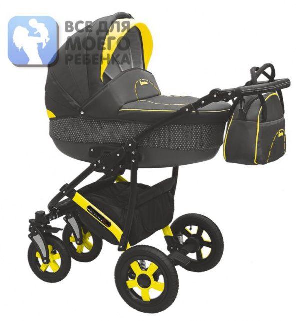 Camarelo Carera 3 в 1 - фирменная детская коляска Камарело Карера 2015 модульного типа 3 в 1