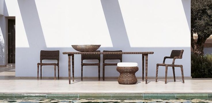 Eden table #Unopiù #Outdoor