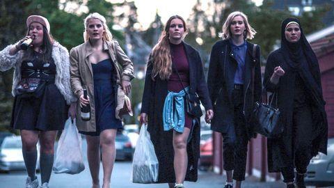 Skam - Avsnitt 7: Tänker alltid att det är mig det är fel på | SVT Play