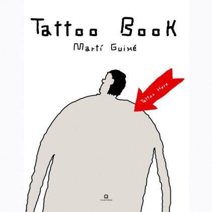 Boek Tattoo book