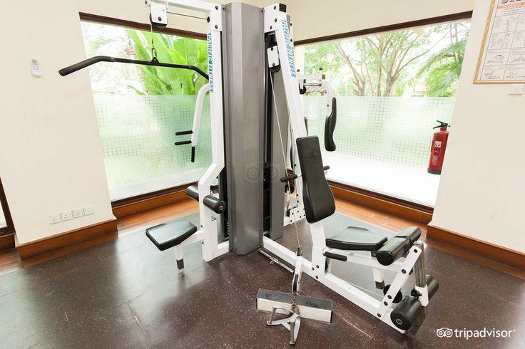 Gym, Holiday Inn Resort Batam