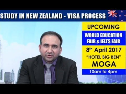 Study in New Zealand - Visa Process, Current Requirements 2017