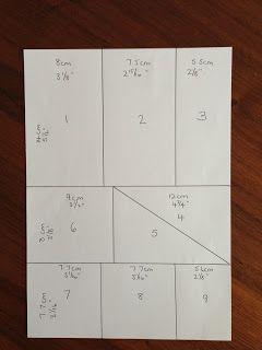 Oakfield Crafts - one sheet wonder...