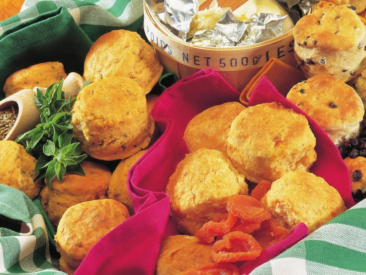 Have a crack at this easy scone recipe then try different flavour variations - from lemon and currant, cumin and oregano to apricot wholemeal.