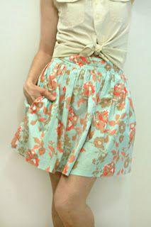 Игровая кукла для малышки и юбка для себя / doll for baby-girl and a skirt for themselves | Домик маленького Цукиня