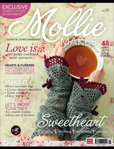 Mollie Makes | Acheter au numéro | Magazines & Livres numériques Zinio